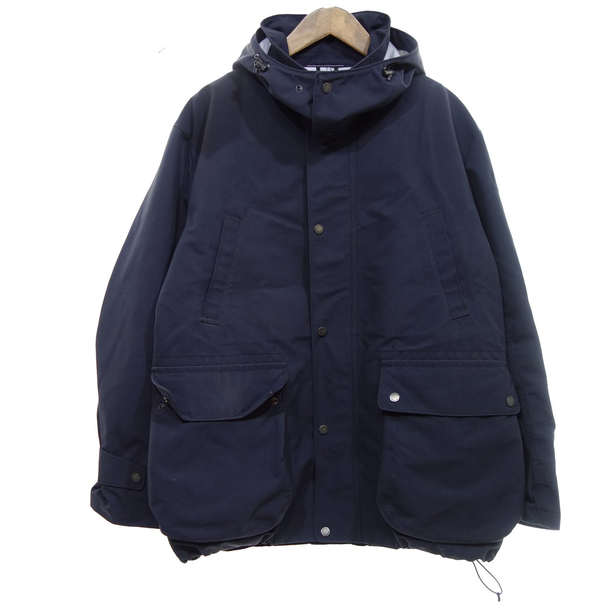 【中古】karrimor 【2019A/W】cordura 3L hoodie マウテンパーカー ブラック サイズ:L 【050720】(カリマー)