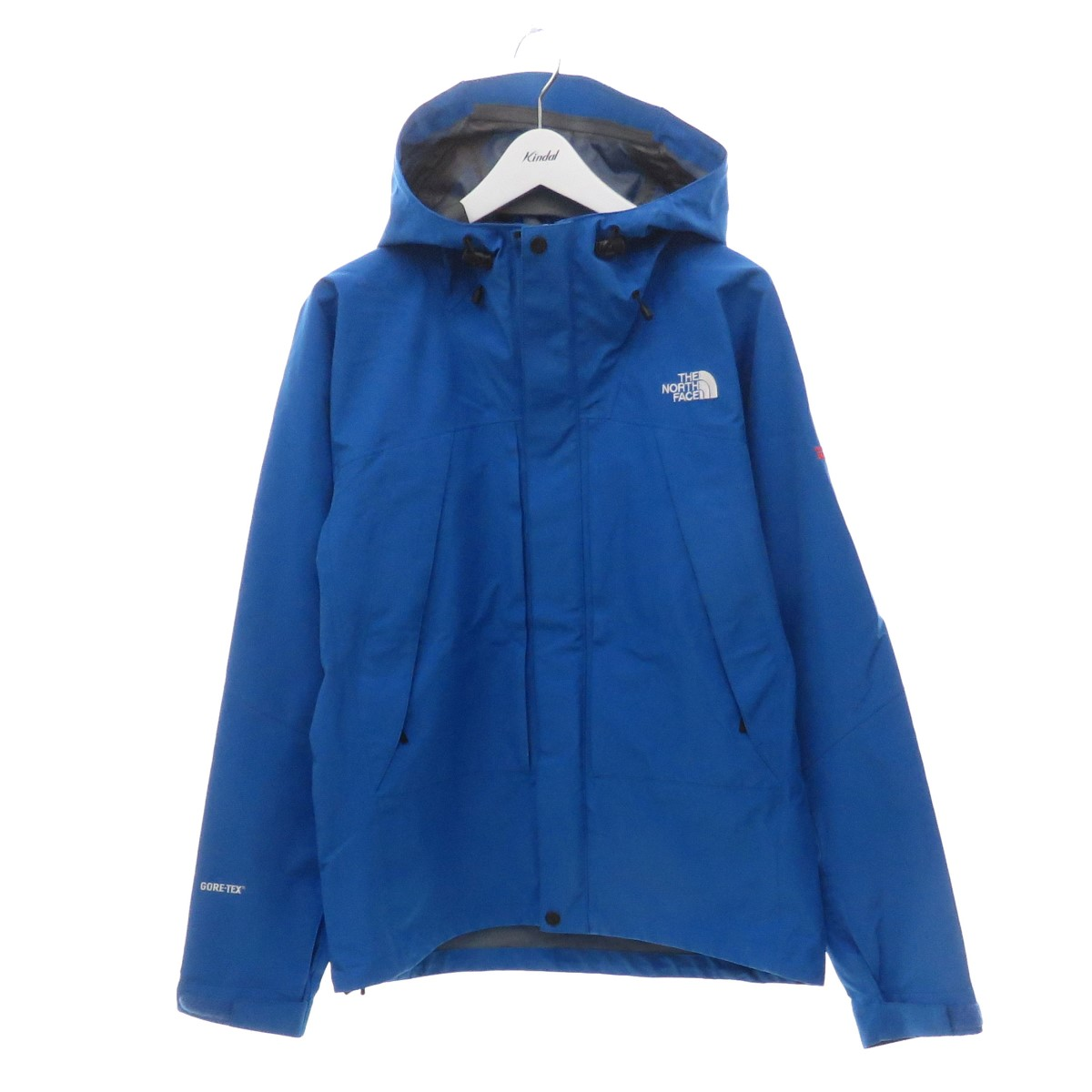 【中古】THE NORTH FACE All Mountain Jacket オールマウンテンジャケット パーカー GORE-TEX ブルー サイズ:XL 【070720】(ザノースフェイス)