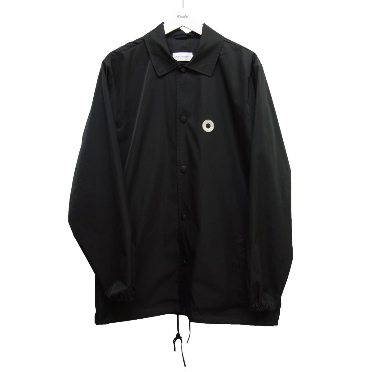 【中古】DROLE DE MONSIEUR コーチジャケット ブラック サイズ:M 【080720】(ドロール ド ムッシュ)