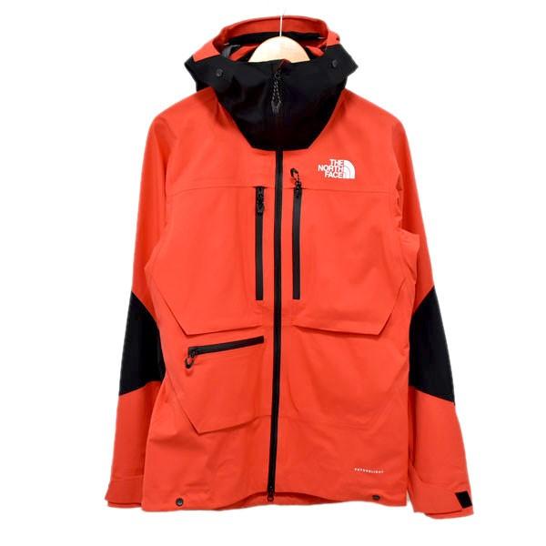 【中古】THE NORTH FACE FL L5ジャケット マウンテンパーカー NP51921 レッド×ブラック サイズ:S 【090720】(ザノースフェイス)
