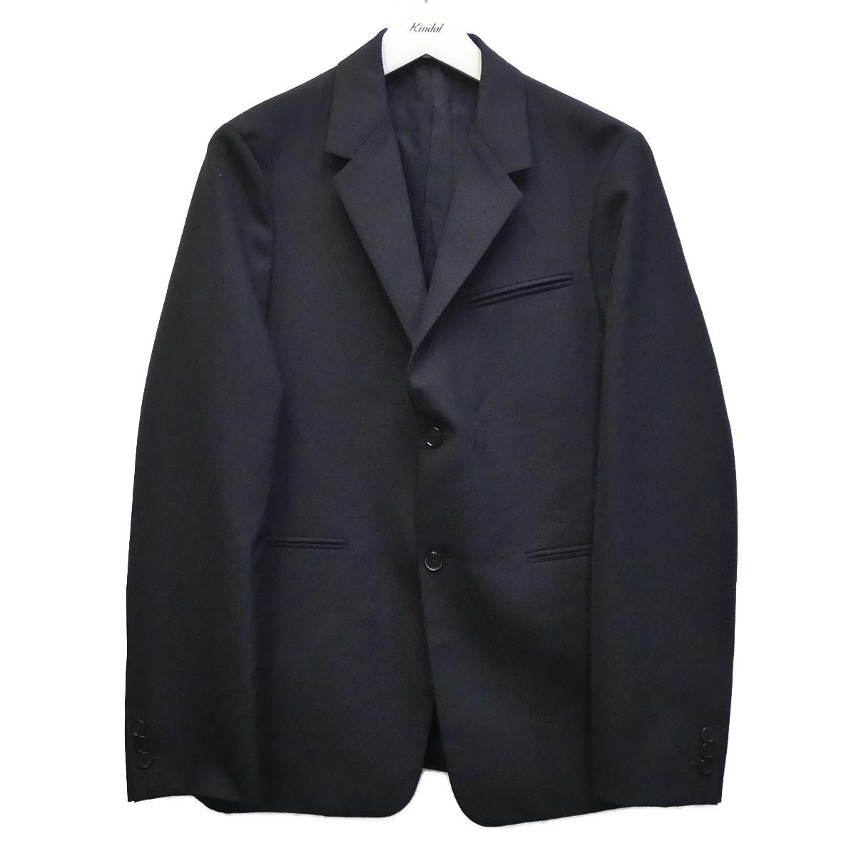 【中古】JIL SANDER 19SS テーラードジャケット ネイビー サイズ:46 【100720】(ジルサンダー)