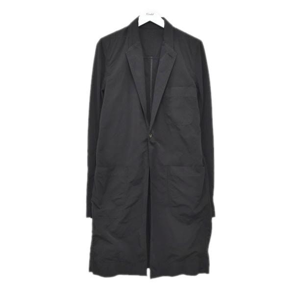 【中古】DRKSHDW 16SS ロングジャケット ブラック サイズ:S 【110720】(ダークシャドウ)