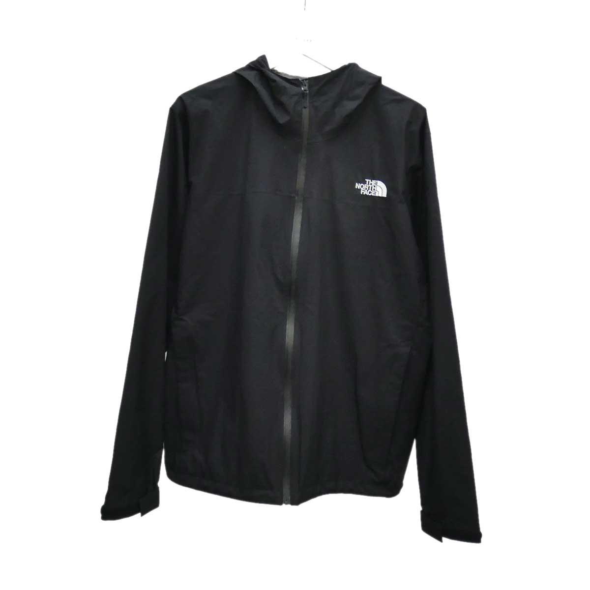 【中古】THE NORTH FACE ベンチャージャケット ブラック サイズ:XL 【120720】(ザノースフェイス)