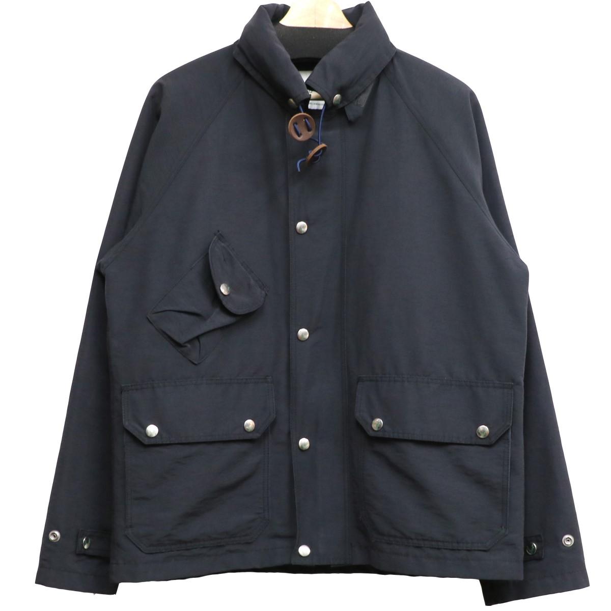 豪華で新しい 【】South2 West8 S2W8 Carmel Jacket60/40カーメルジャケット ネイビー サイズ:S 【120720】(サウスツーウエストエイト), パソコンPOSセンター 4bcacb23