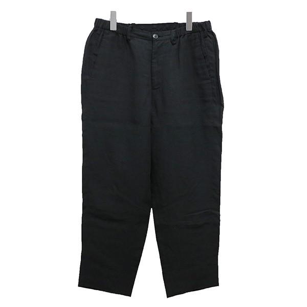 【中古】POLYPLOID SUIT PANTS 19SS ブラック サイズ:3 【130720】(ポリプロイド)