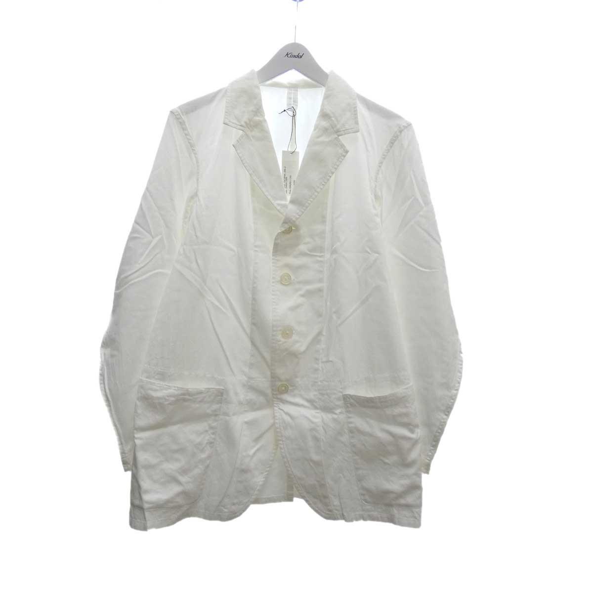 【中古】MAINU コットンジャケット ホワイト サイズ:2 【140720】(マイヌ)