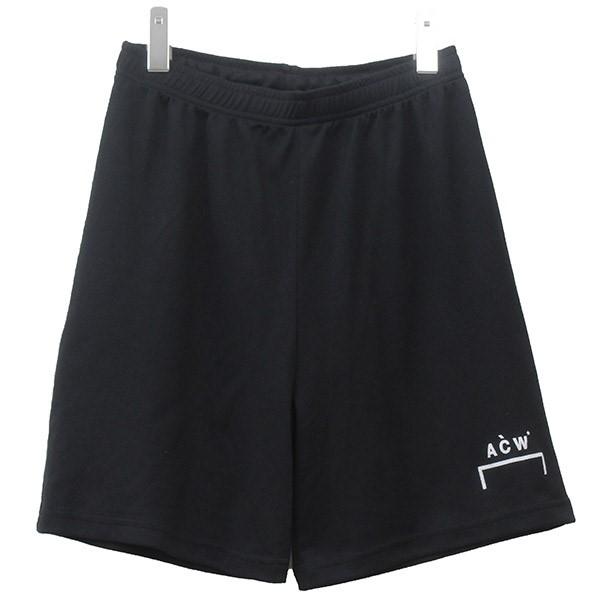 【中古】A-COLD-WALL メッシュショートパンツ ブラック サイズ:M 【140720】(ア コールド ウォール)