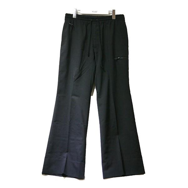 【中古】UNDERCOVER 2019SS ウールスラックスパンツ UCW4507 ブラック サイズ:2 【150720】(アンダーカバー)