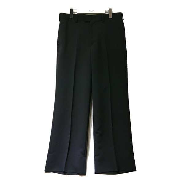 【中古】UNDERCOVER 2020SS Tailored Pants パンツ UCY4503-4 ブラック サイズ:2 【150720】(アンダーカバー)