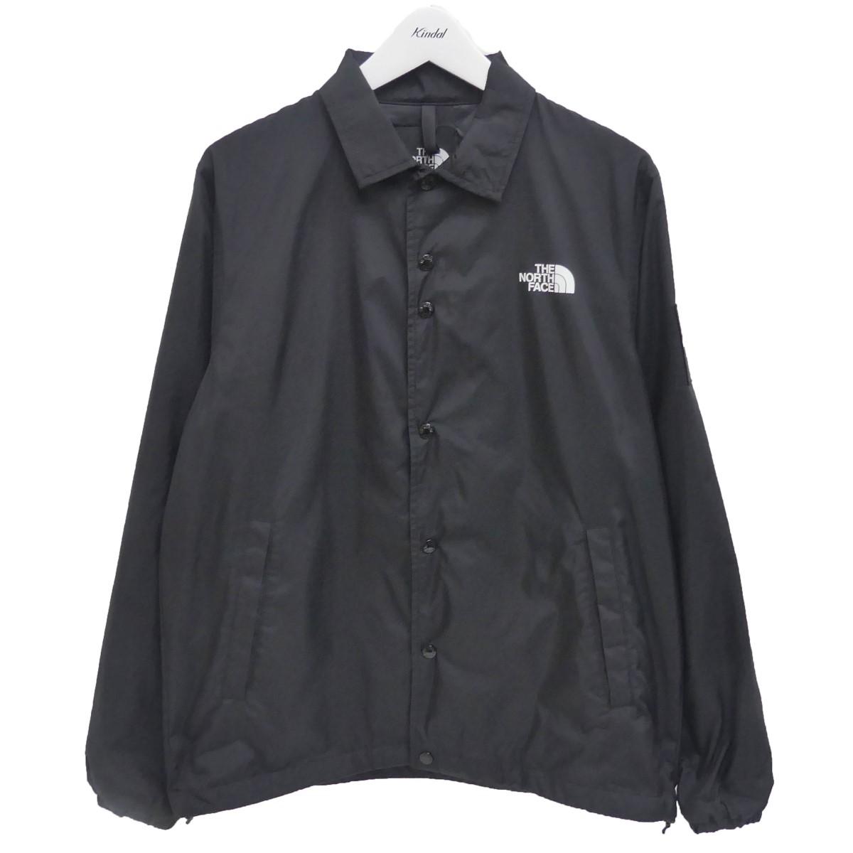 【中古】THE NORTH FACE コーチジャケット THE COACH JACKET ブラック サイズ:L 【160720】(ザノースフェイス)