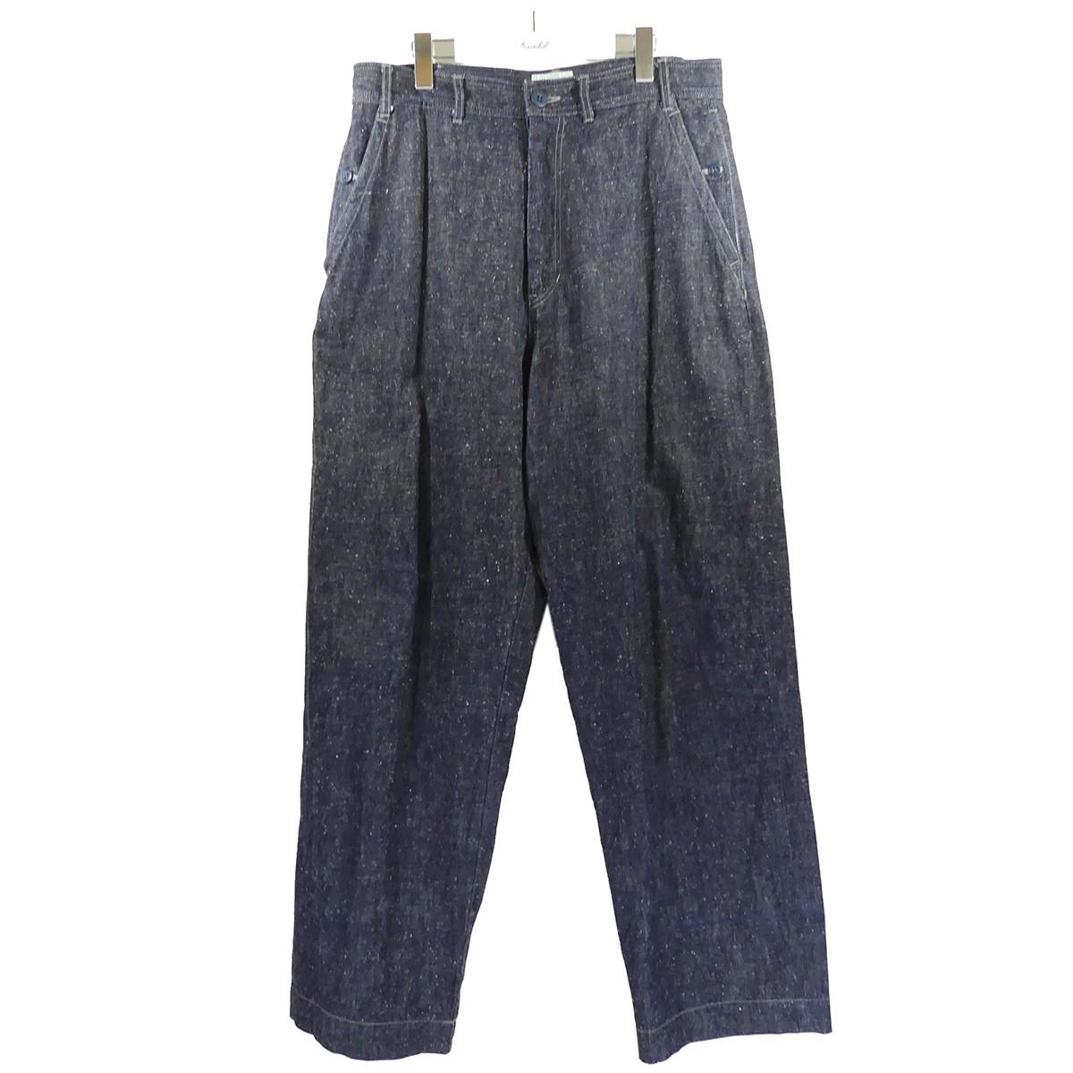 【中古】gourmet jeans FATIGUE INDIGO DENIM デニムパンツ インディゴ サイズ:3 【160720】(グルメジーンズ)
