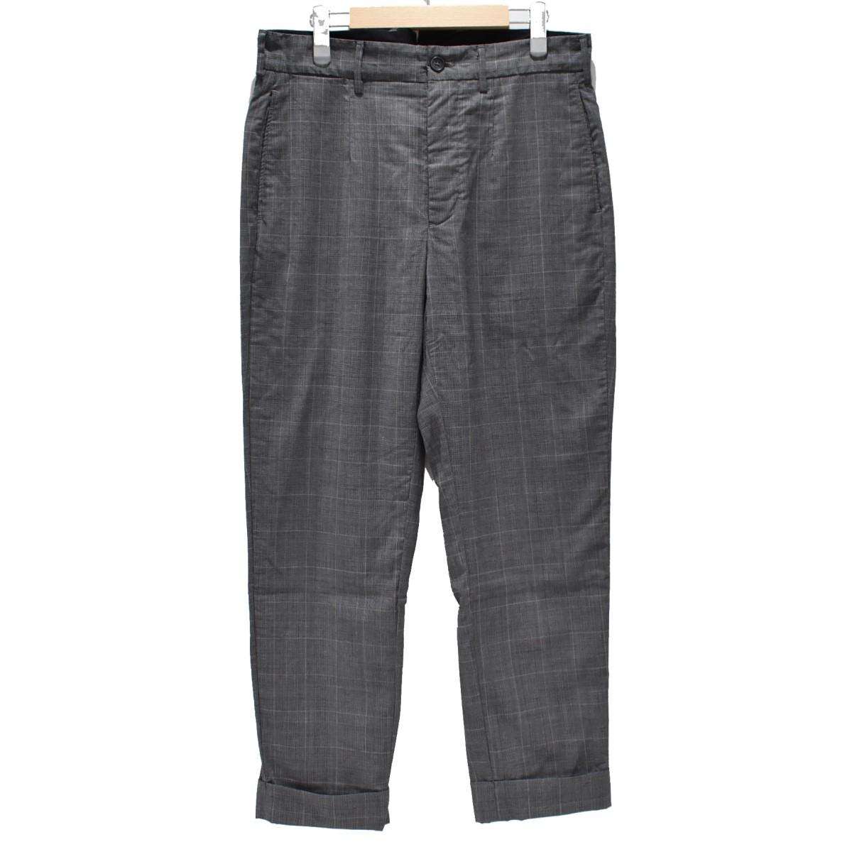 【中古】Engineered Garments 19SS Andover Pant Tropical Wool アンドーバーパンツ グレー サイズ:32 【170720】(エンジニアードガーメンツ)