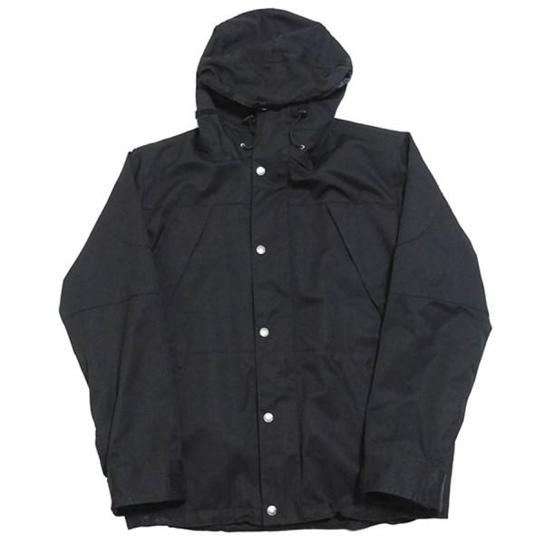 【中古】SOPHNET. 2016AW 2LAYER WOOL MOUNTAIN PARKA マウンテン ジャケット ブラック サイズ:L 【220720】(ソフネット)