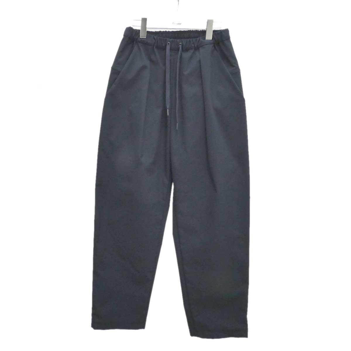 【中古】TEATORA WALLET PANTS RESORT Solomodule パンツ ネイビー サイズ:1 【240720】(テアトラ)