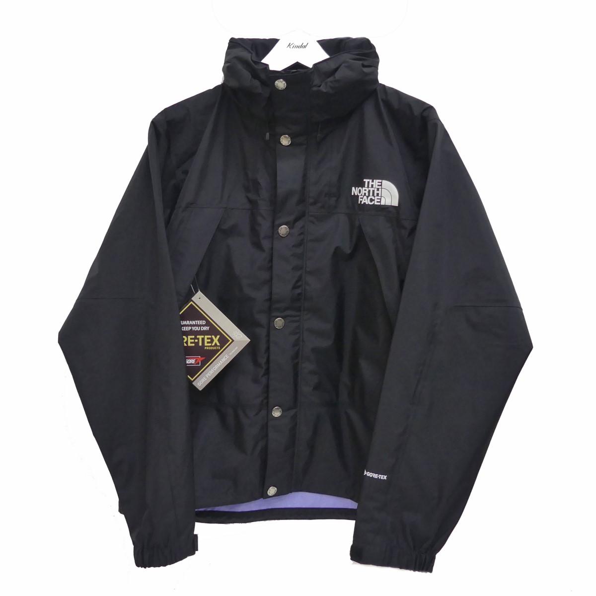 【中古】THE NORTH FACE Mountain Raintex Jacket マウンテンレインテックスジャケット ブラック サイズ:L 【290720】(ザノースフェイス)