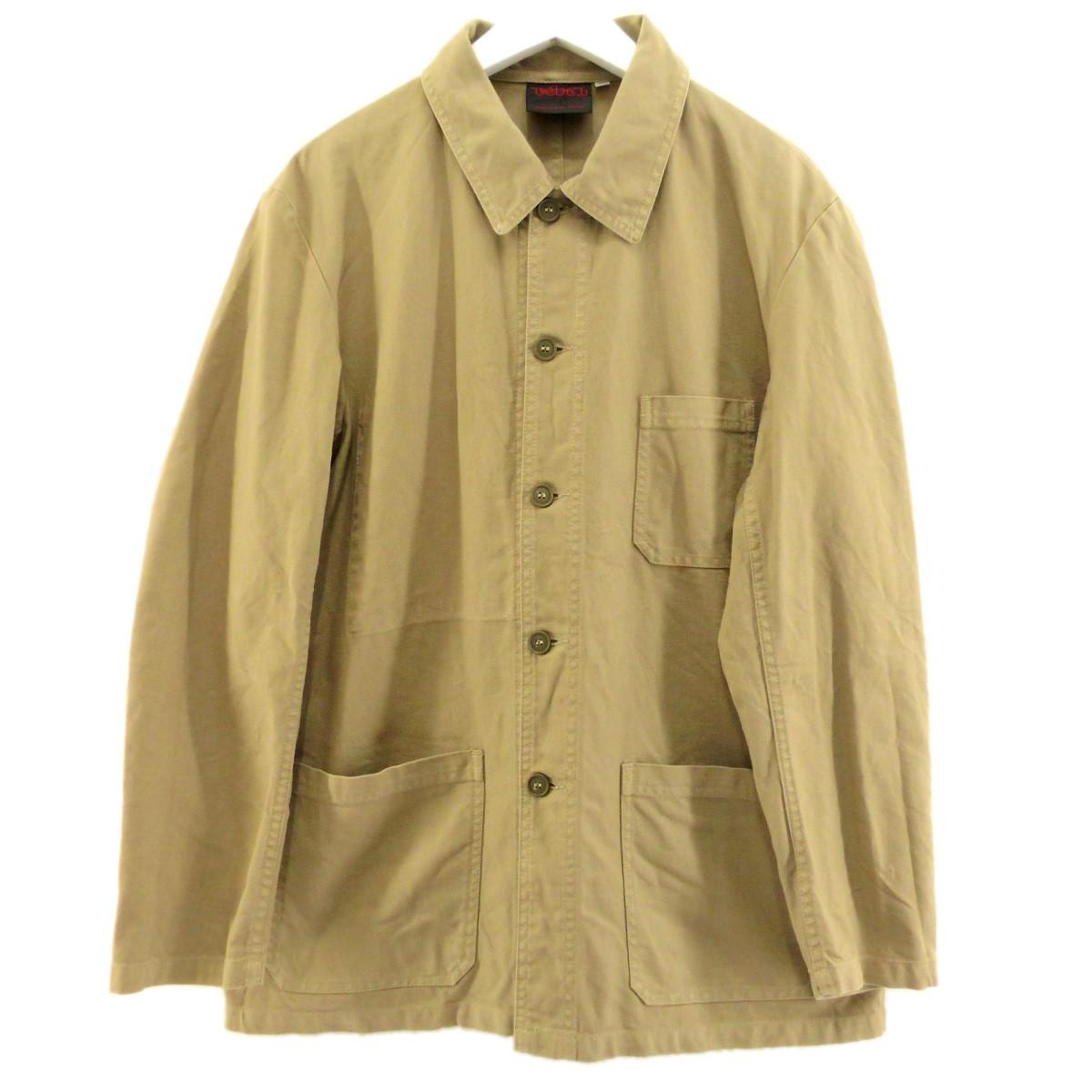 【中古】VETRA French Coverall Jacket ベージュ サイズ:42 【280720】(べトラ)