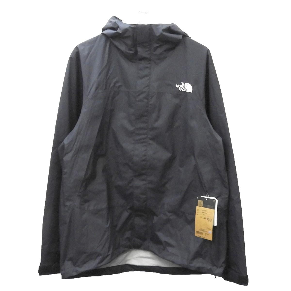 【中古】THE NORTH FACE 「Dot Shot Jacket」ドットショットジャケット ブラック サイズ:XL 【070820】(ザノースフェイス)