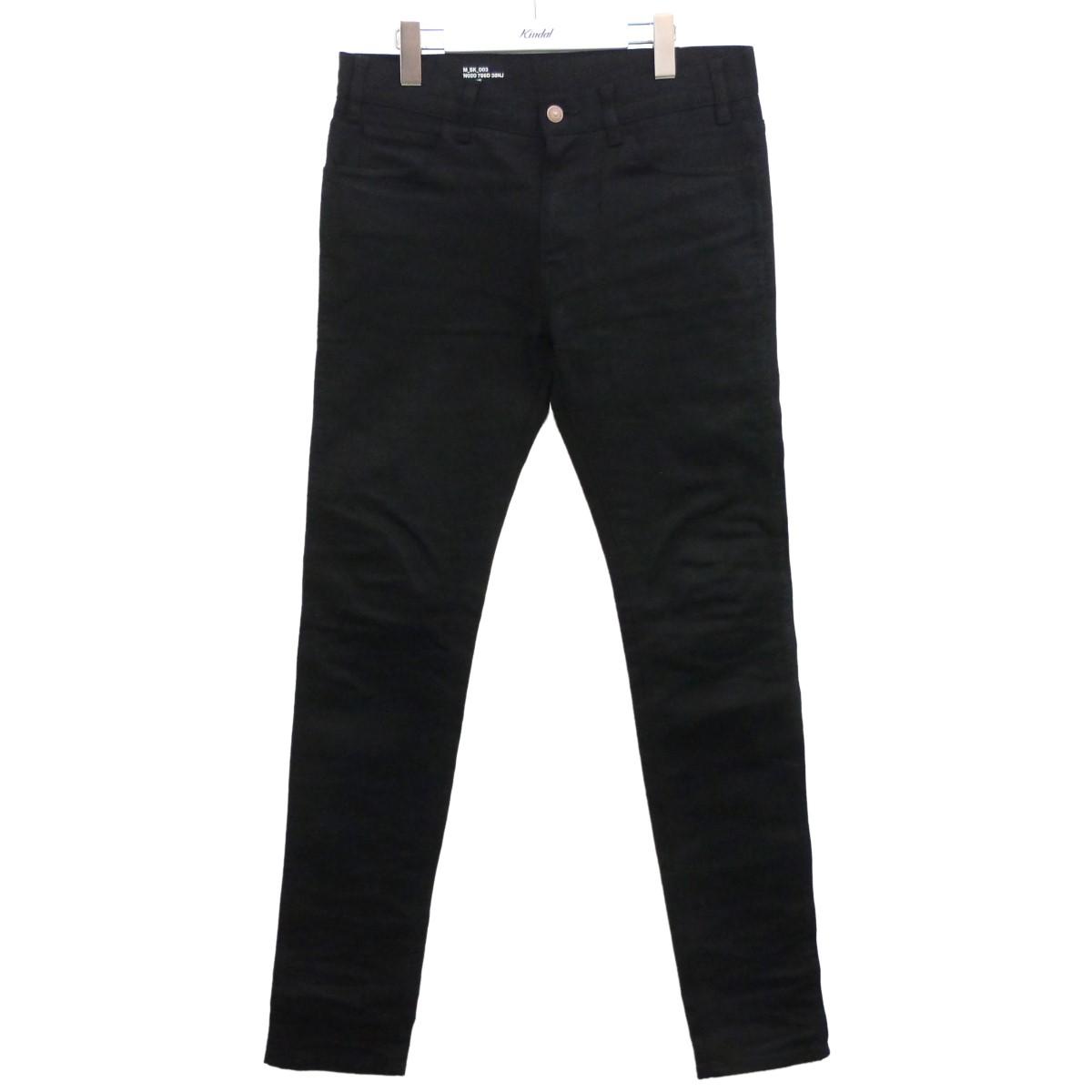 【中古】CELINE '19AW 「M-SK-003」ストレッチデニムパンツ ブラック サイズ:29 【070820】(セリーヌ)