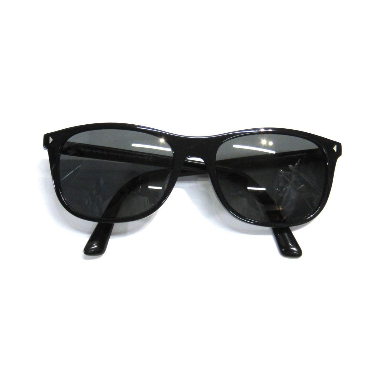 【中古】PRADA PR01RSF サングラス ブラック サイズ:57ロ19 【120820】(プラダ)