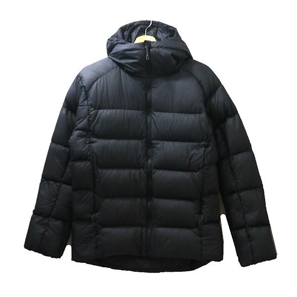 【中古】MAMMUT Meron IN Hooded Jacket ダウンジャケット 1013-00740 ブラック サイズ:asia/M 【120820】(マムート)