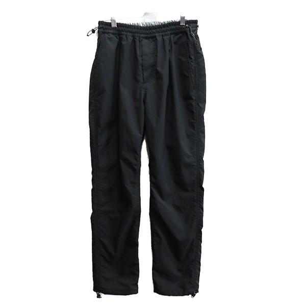 【中古】nonnative 20SS TROOPER EASY PANTS POLY TWILL Pliantex パンツ ブラック サイズ:1 【140820】(ノンネイティブ)