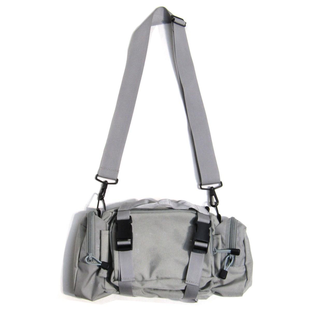 【中古】C.E Array Shoulder Bag ボディーバッグ グレー 【200820】(シーイー)