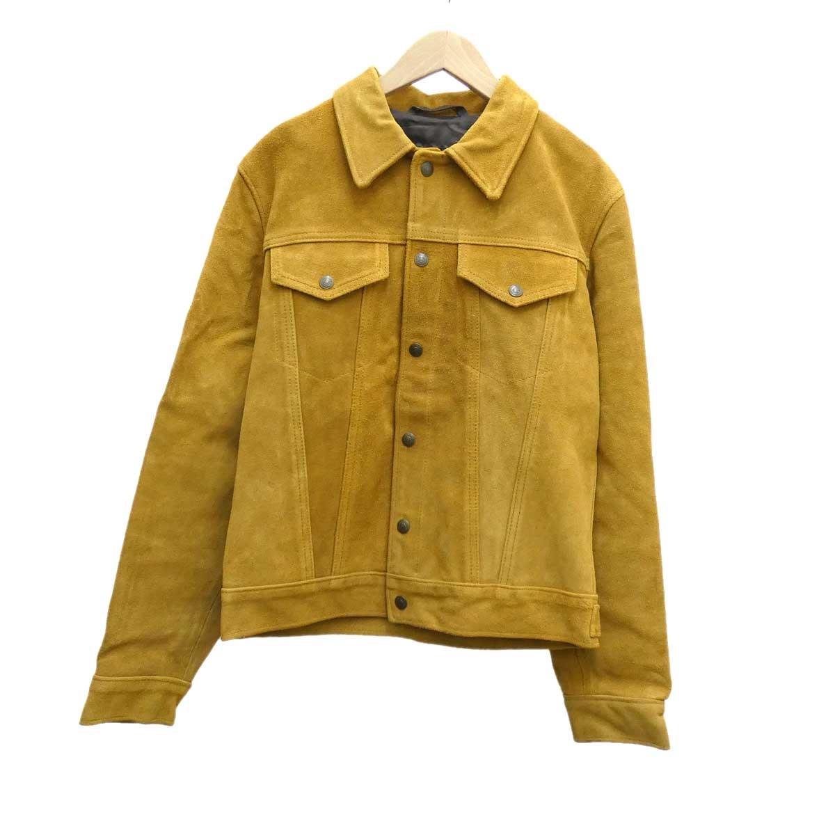 【中古】SCHOTT レザージャケット キャメル サイズ:36 【210820】(ショット)