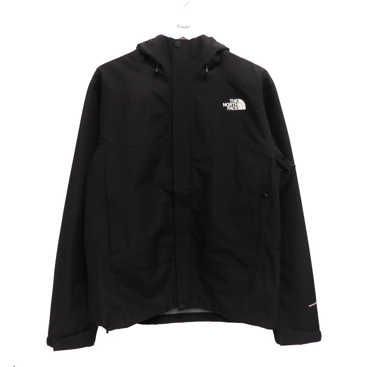 【中古】THE NORTH FACE FL Drizzle Jacket FLドリズルジャケット ブラック サイズ:L 【220820】(ザノースフェイス)