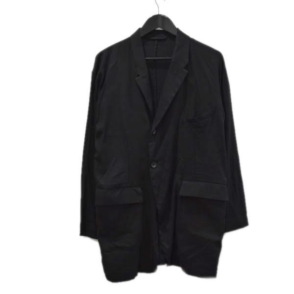 【中古】the viridi-anne 18SS コットンボイルジャケット Hard Twist Boil Jacket ブラック サイズ:1 【260820】(ザ ヴィリジアン)