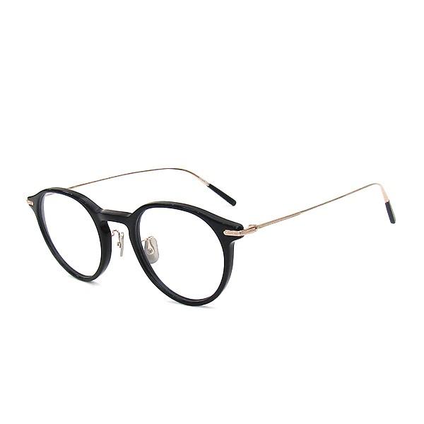 【中古】EYEVAN7285 749 クラウンパント ボストン メガネ 眼鏡 ブラック サイズ:47□23-145 【250820】(アイヴァン7285)