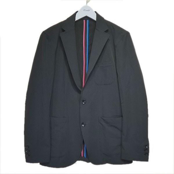 【中古】SOPHNET. 2020SS「STRETCH DOUBLE CLOTH MULTI PIPING 2BUTTON」 ブラック サイズ:M 【300820】(ソフネット)