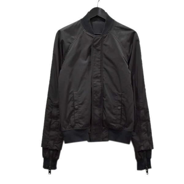 【中古】GIVENCHY 11SS ボンバージャケット ブラック サイズ:44 【310820】(ジバンシィ)