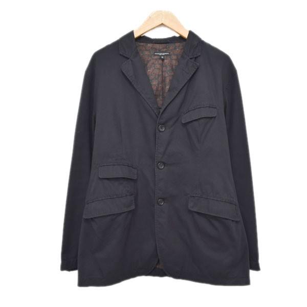 【中古】Engineered Garments bedford jacket ベッドフォードジャケット ネイビー サイズ:M 【010920】(エンジニアードガーメンツ)