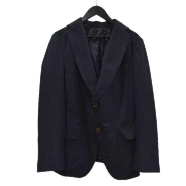 【中古】Vivienne Westwood MAN 2B テーラードジャケット ネイビー サイズ:48 【020920】(ヴィヴィアンウエストウッドマン)