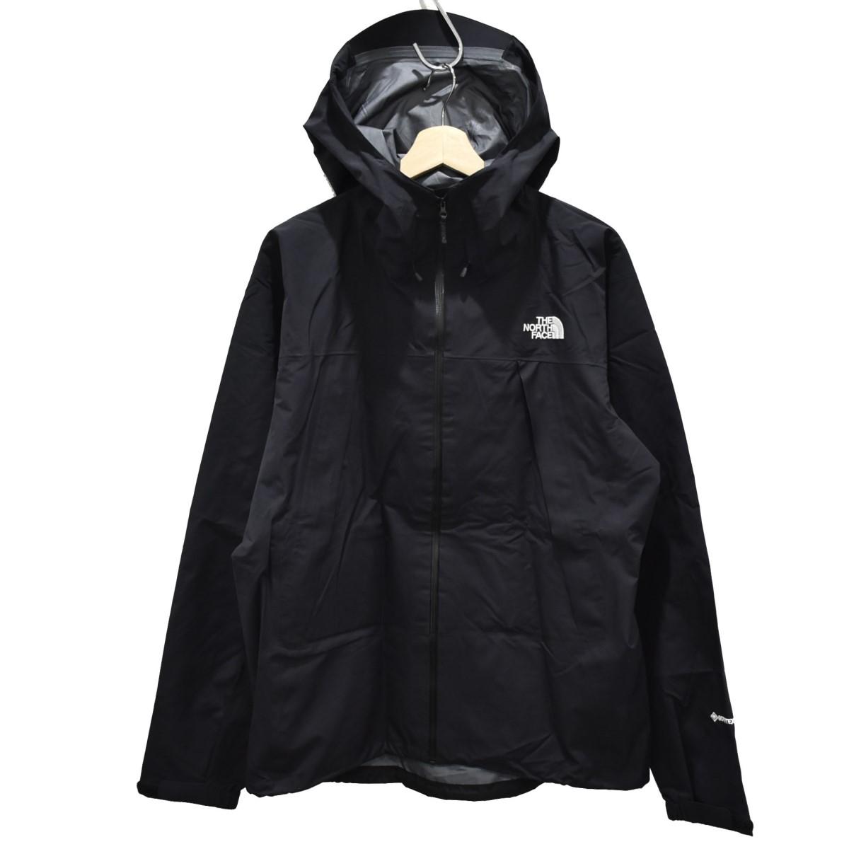 【中古】THE NORTH FACE 20SS NP11503 Climb Light Jacket クライムライトジャケット ブラック サイズ:XL 【020920】(ザノースフェイス)