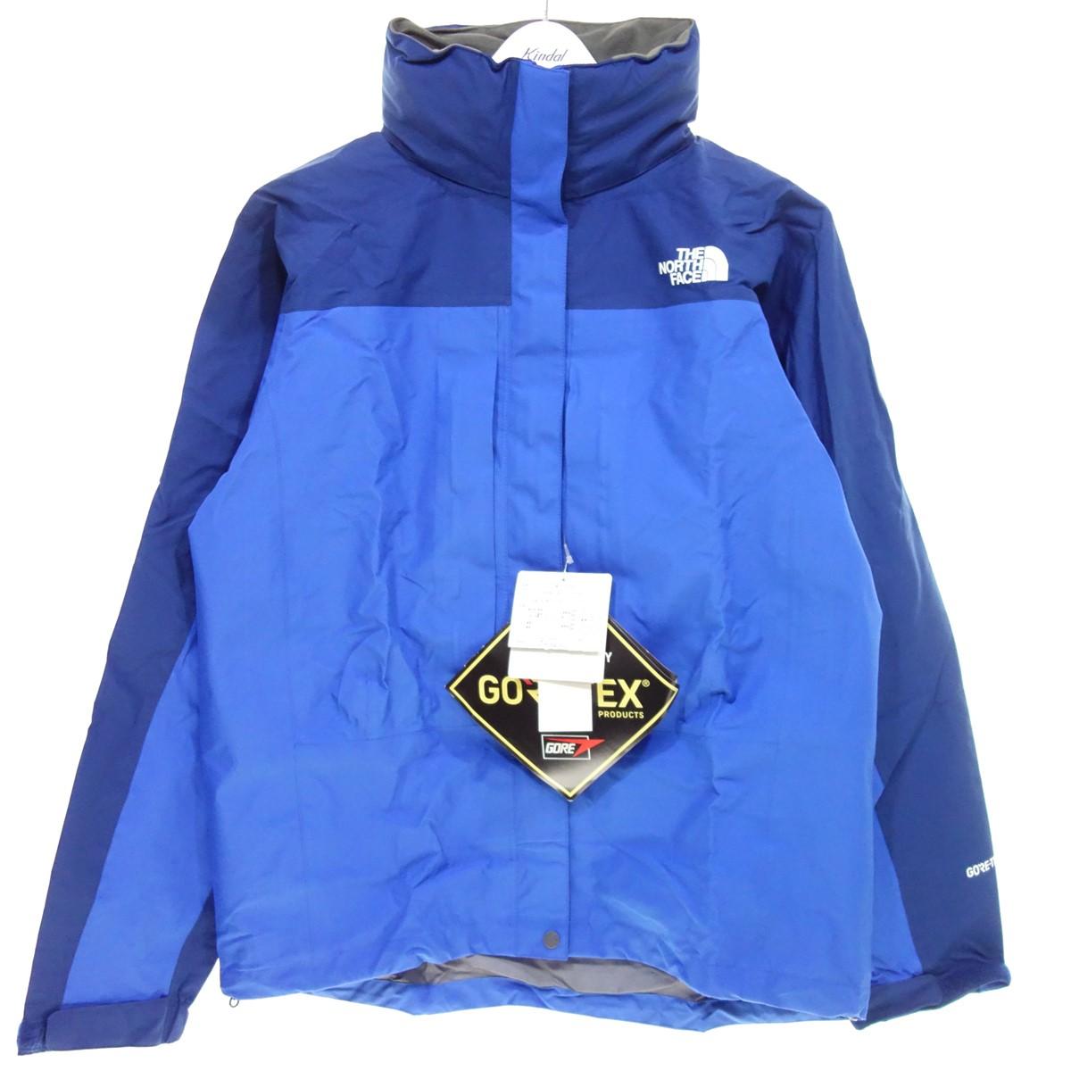 ファッション 【】THE NORTH FACE RAINTEX PLASMA マウンテンジャケットセットアップ ネイビー×ブルー サイズ:L 【060920】(ザノースフェイス), 山本町 f89de3df