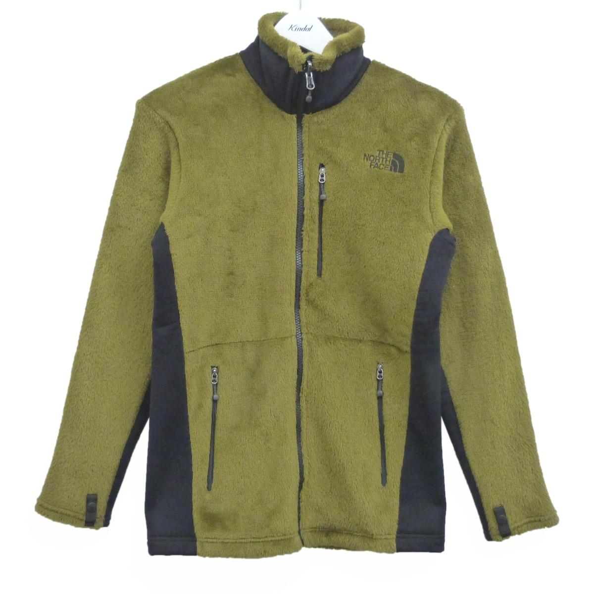 【中古】THE NORTH FACE 「ZI Versa Mid Jacket」フリースジャケット ミリタリーオリーブ サイズ:S 【100920】(ザノースフェイス)