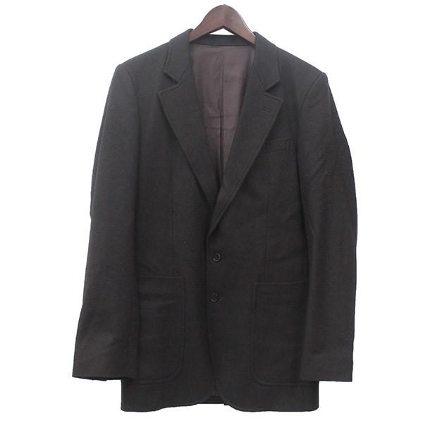 【中古】TACASI 2Bジャケット サイドスリットパンツ セットアップ ブラウン サイズ:46/46 【110920】(タキャシ)