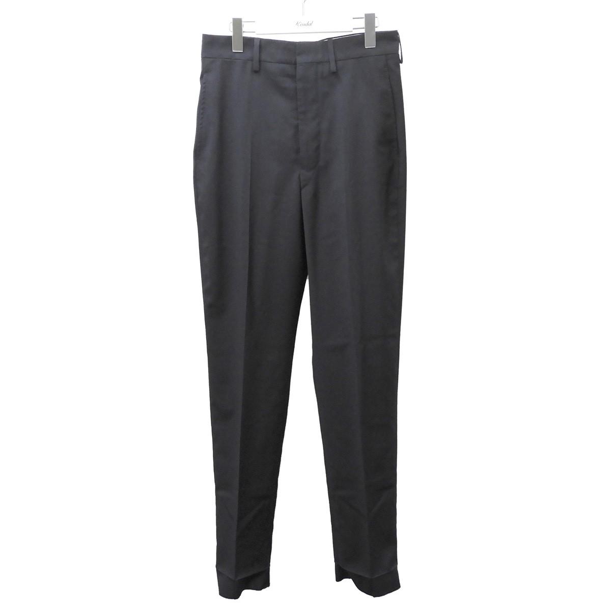 【中古】LEMAIRE スラックスパンツ ネイビー サイズ:44 【200920】(ルメール)