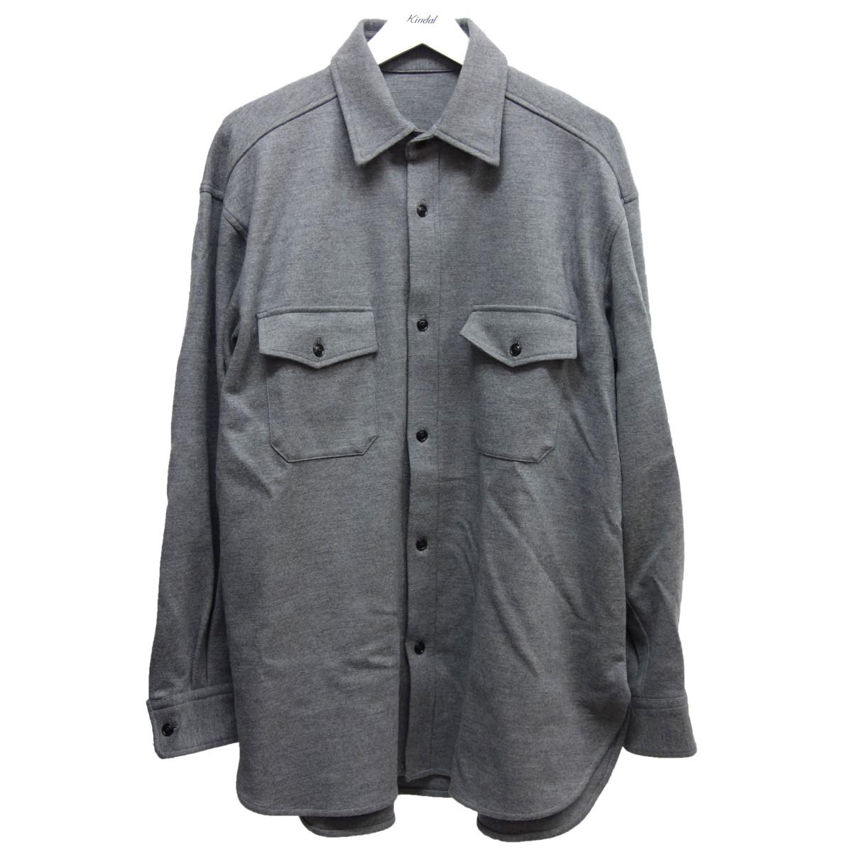 【人気No.1】 【】URU18AW ウールポンチシャツ グレー サイズ:2, LUANA LANI 156b2ae0