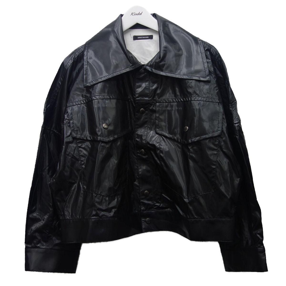 アンマーショップ 【】CHRISTIAN DADA 19SS「Polished Twill Close-up Army Jacket」ジャケット ブラック サイズ:44 【111020】(クリスチャンダダ), アシキタグン 1328a35e