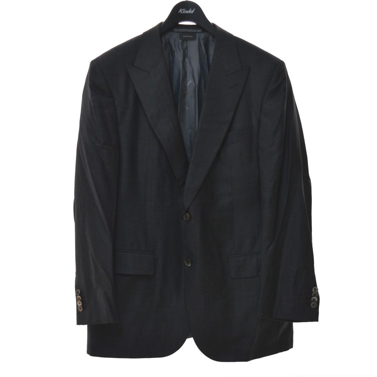 エルメネジルドゼニア 高級 中古 商品追加値下げ在庫復活 Ermenegildo Zegna サイズ:52 081120 セットアップスーツ グレー