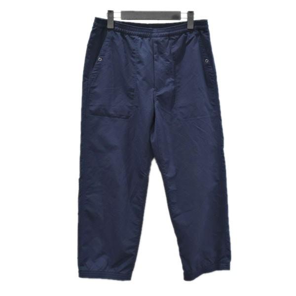 Easy ネイビー 【121120】(ナナミカ) Pants 【中古】nanamica イージーパンツ ALPHADRY サイズ:32
