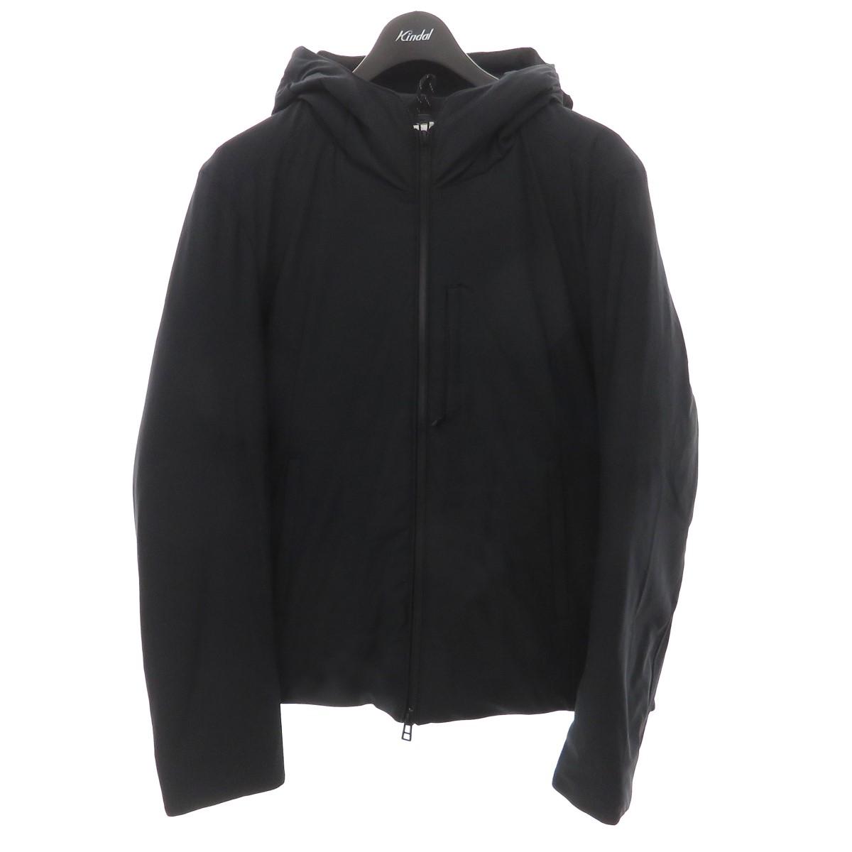 ブランド品専門の 【】MONSIEUR NICOLE ストレッチダウンジャケット ブラック サイズ:48 【131120】(ムッシュ二コル), 最適な材料 9d27c0bb