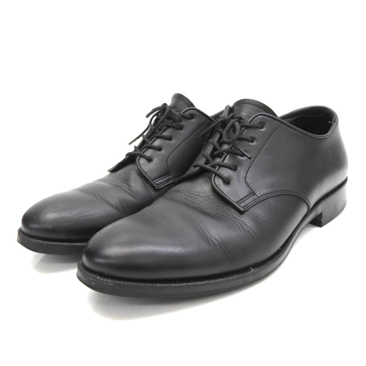 フットストックオリジナルズ 再入荷 予約販売 中古 商品追加値下げ在庫復活 FOOTSTOCK ORIGINALS SERVICEMAN ブラック サイズ:8 201120 SHOES シューズ