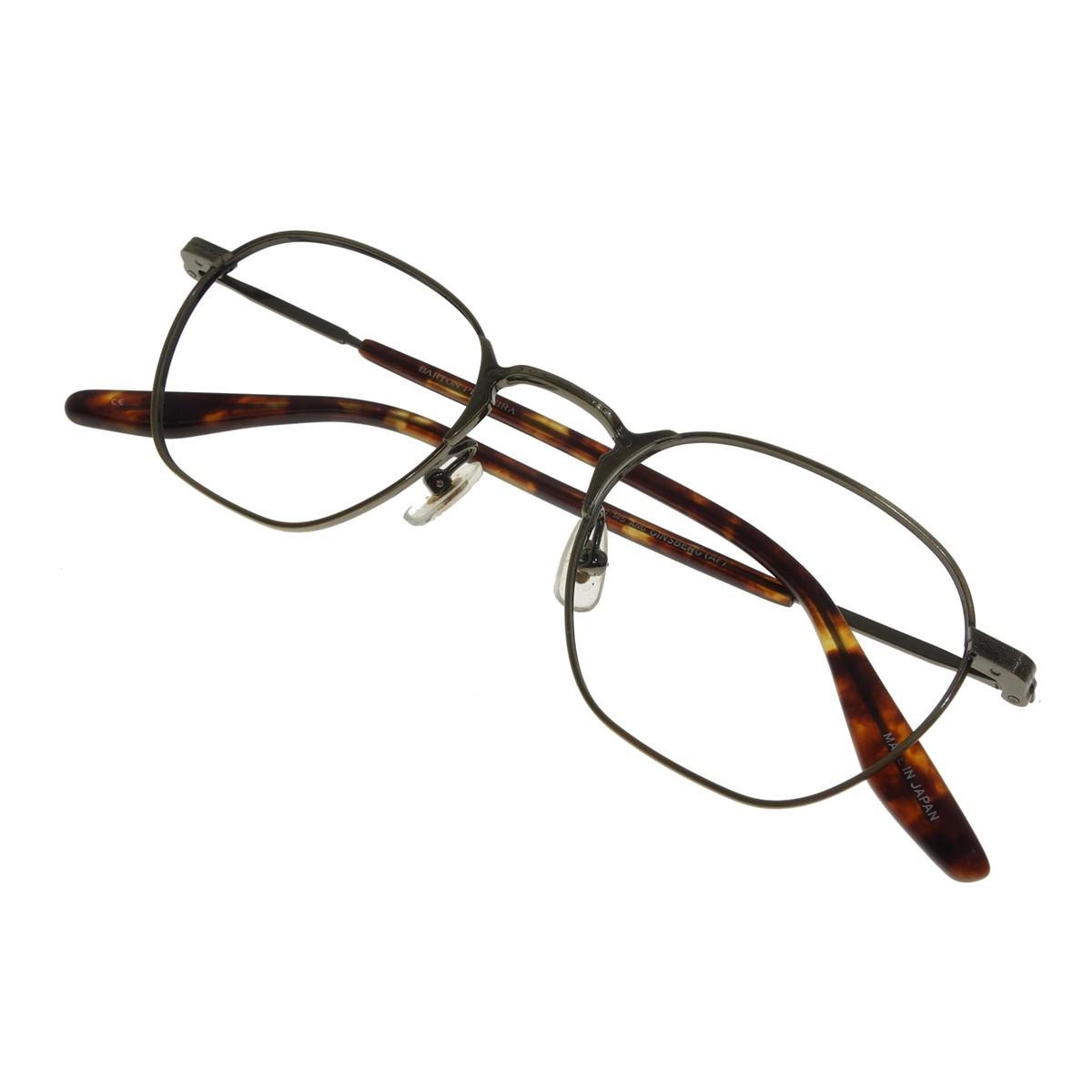 数量限定価格!! BARTON PERREIRA Ginsberg 眼鏡 ブラウン 【080121】(バートンペレイラ), 木一筋 dc33093b
