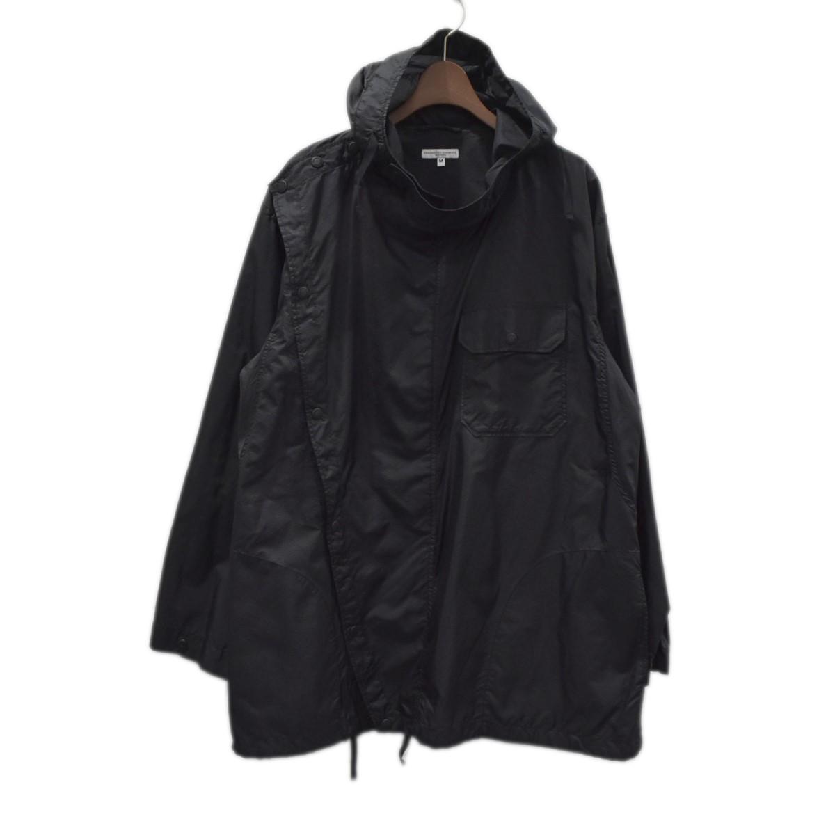 エンジニアードガーメンツ 中古 Engineered 宅配便送料無料 お中元 Garments MC Shirt 210221 シャツジャケット Jacket サイズ:M ブラック