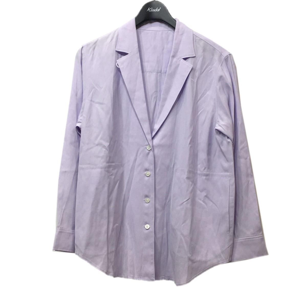 スティーヴンアラン 中古 steven alanシャツジャケット 格安 パープル サイズ:S 7月19日見直し 当店限定販売