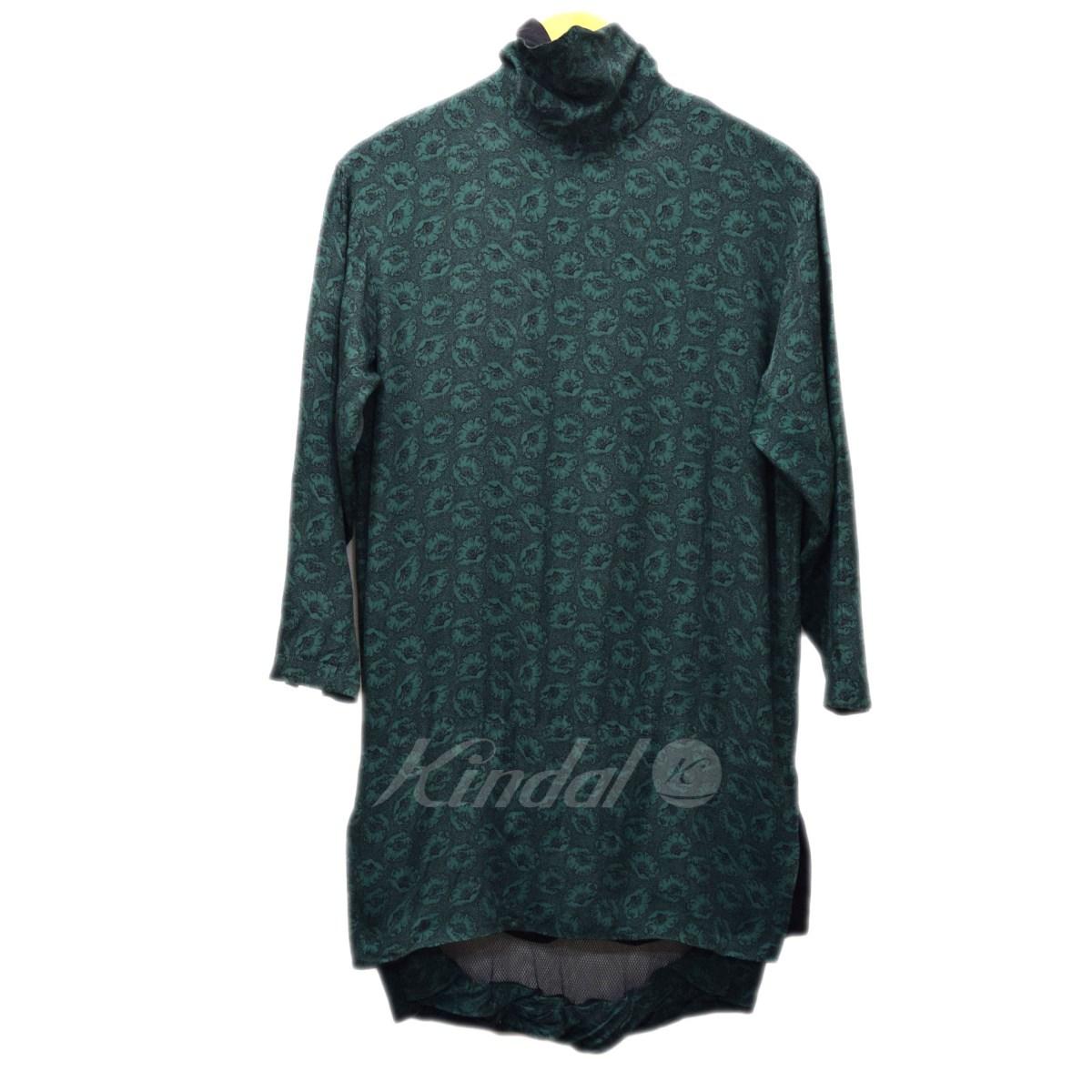 【中古】TOGA 2017AW Rayon Twill Dress レーヨンツイルドレス 【送料無料】 【003327】 【KIND1550】