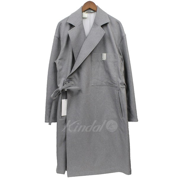 【中古】N.HOOLYWOOD 2018AW OVER COAT オーバーコート 【送料無料】 【002443】 【KIND1550】